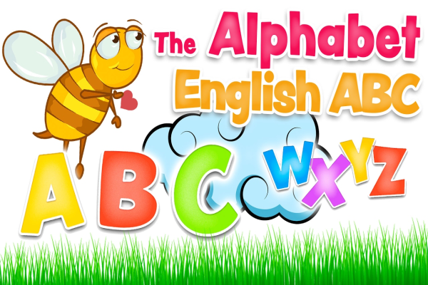 ABC Alphabet in English for kids
