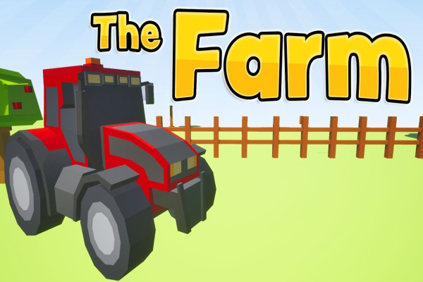 The farm in English for kids