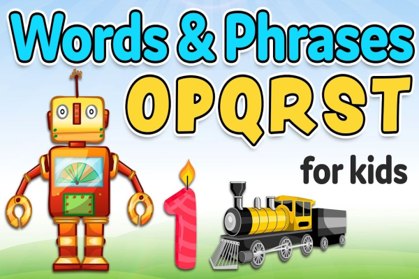 Words starting with OPQRST