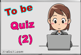 The SIMPLE PRESENT of TO BE 2 - Quiz