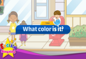 [Color] What color is it? - Easy Dialogue - Role Play